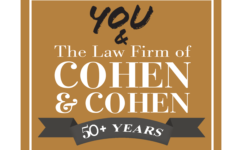 Law Firm of Cohen & Cohen Logo